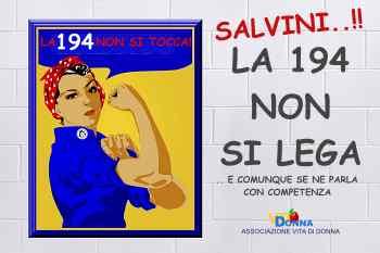 Aborto, andiamo oltre le affermazioni di Salvini