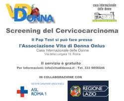 Pap Test screening